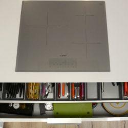 Diseño de cocinas abiertas