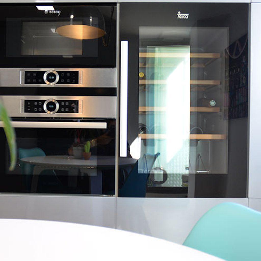 Cocinas abiertas no es el futuro es el presente for Disenos cocinas abiertas